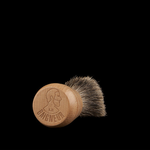 Le Baigneur Jura Beech Wood Shaving Brush