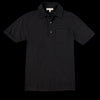 Alex Mill - Rugby Polo in Black