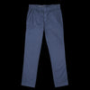 Save Khaki - Light Weight Twill Slim Trouser in Blue