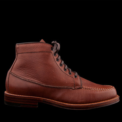 Alden - Michigan Boot in Dark Brown Glove Leather 3560