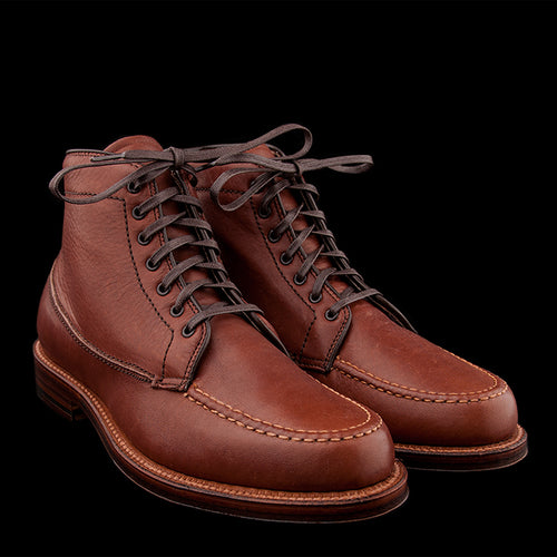 Michigan Boot in Dark Brown Glove Leather 3560