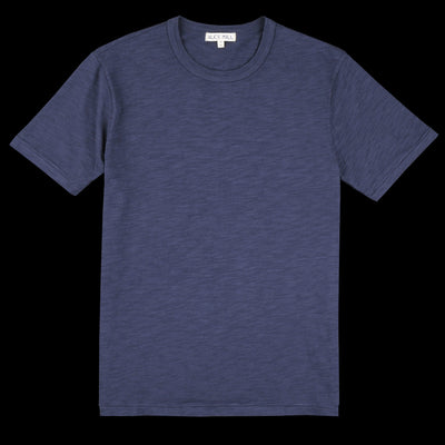 Alex Mill - Standard Slub Cotton Tee in Navy