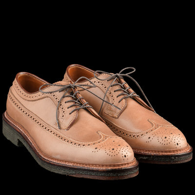 Alden - Corbett Longwing in Natural Chromexcel 97872