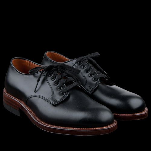 Officer Shoe in Black Trapper 96815