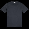 Alex Mill - Standard Slub Cotton Tee in Black