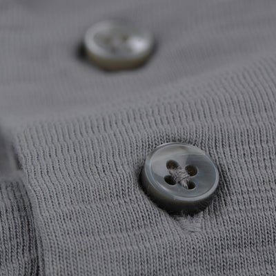 Alex Mill - Rugby Polo in Slate Grey
