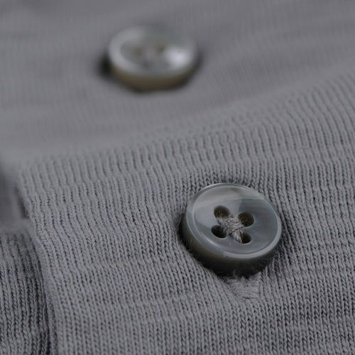 Rugby Polo in Slate Grey