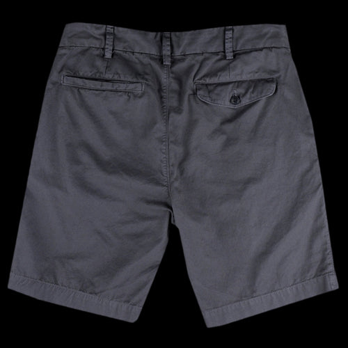 Light Twill Bermuda Short in Metal
