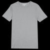 Merz b. Schwanen Good Originals - 1950s Crew Neck Tee in Grey Melange