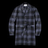 Tomorrowland - Carnevale Stripe Shirt Coat in Navy