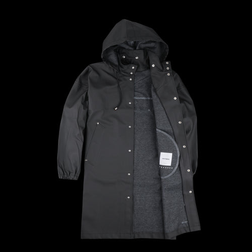 Koping Rain Parka in Black