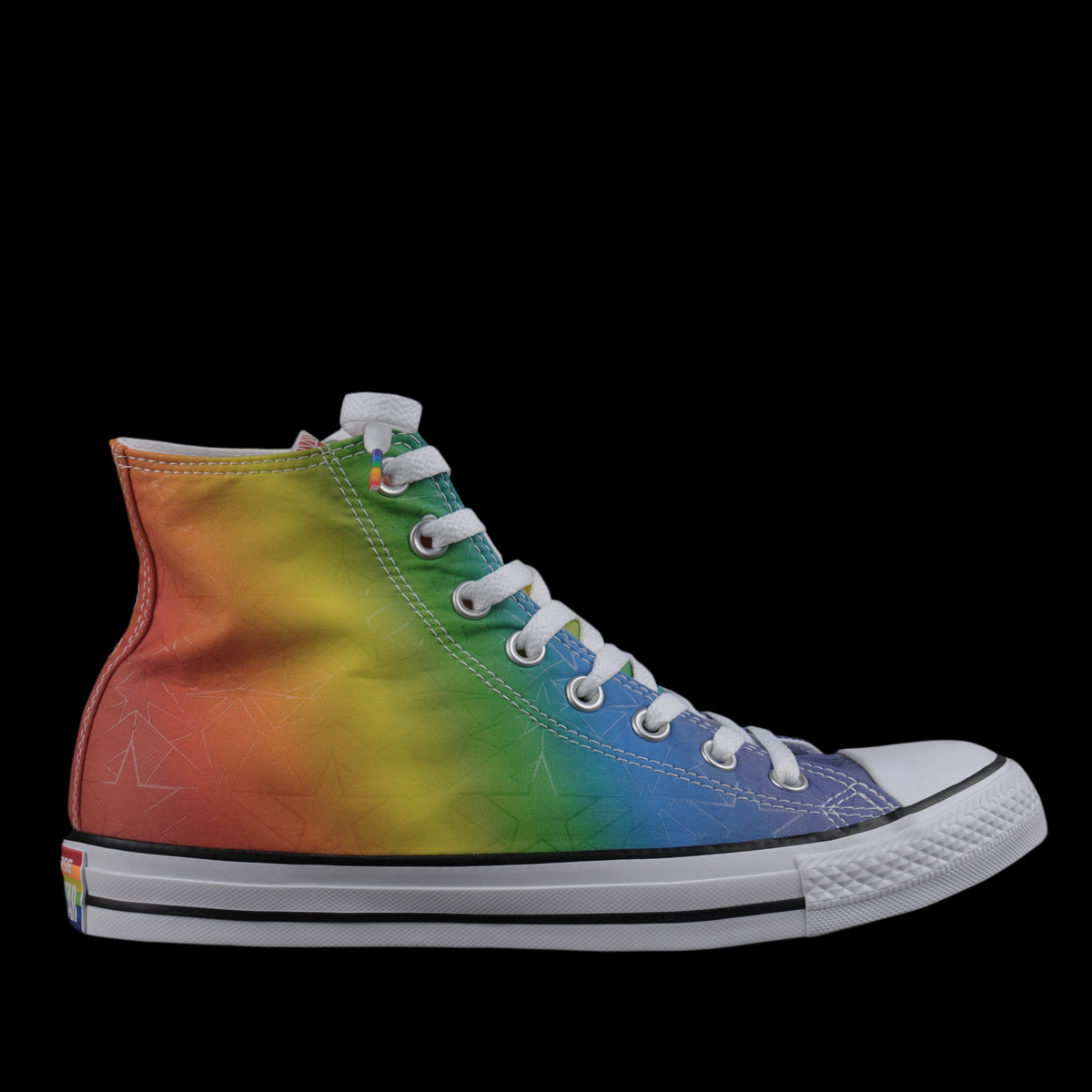 d1bde4c2514 Converse - Chuck Taylor All Star Hi Pride in Rainbow - UNIONMADE