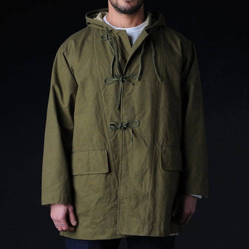 Snow Mountain Parka in Olive Drab
