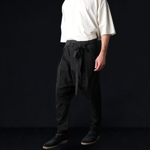 Momohiki Pant in Black