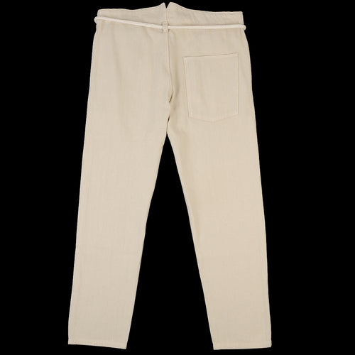 Kaze Four Pocket Pant in Natural