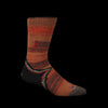 Kapital - 96 Yarn Wool Gabbeh Heel Sock in Brown