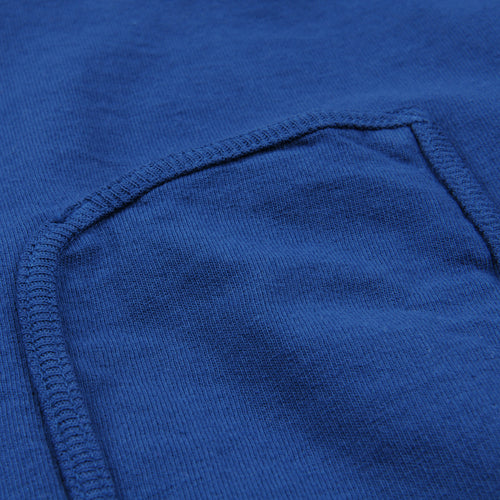 Clark Pocket Tee in Judd Blue