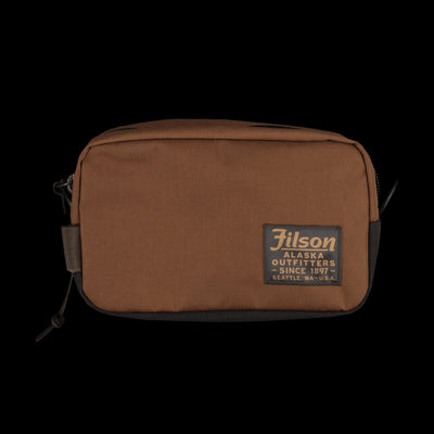 Filson - Travel Pack in Whiskey