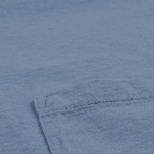 The Easy Tee in Chambray