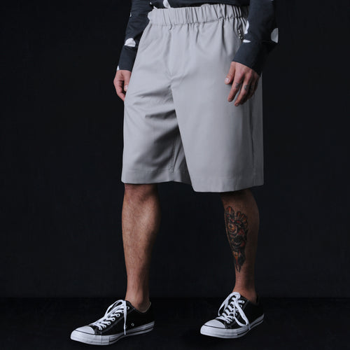 Aces Short in Warm Grey