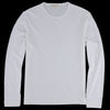 Alex Mill - Standard Longsleeve Slub Cotton Tee in White