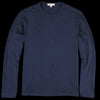 Alex Mill - Standard Longsleeve Slub Cotton Tee in Navy
