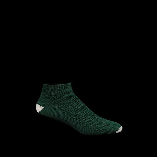Thermal Ankle Sock in Moss