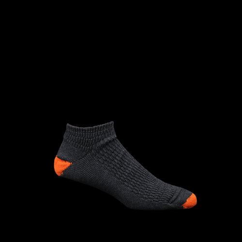 Thermal Ankle Sock in Charcoal