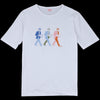 Arpenteur - Graphique Guido Print Tee in White