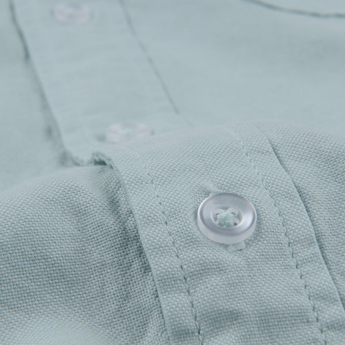 Oxford Button Down Collar Shirt in Vessel