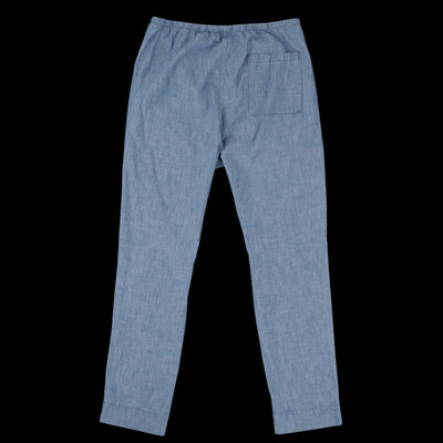 Save Khaki - Chambray Haven Pant in Indigo
