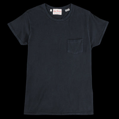 Levi's Vintage Clothing - 1950's Sportswear Tee in Black