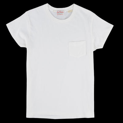 Levi's Vintage Clothing - 1950's Sportswear Tee in White
