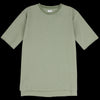 Blurhms - Seed Stitch Tee in Light Khaki