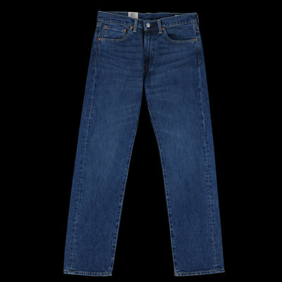 Levi's Made In The Usa - 505 Regular Fit Jean in Medium Authentic