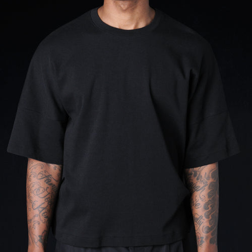 The Big Tee in Black