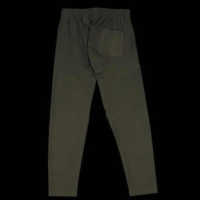 Grei. - Ultra Fine Terry Drop Rise Sweatpant in Army Green