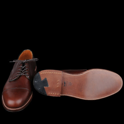 Alden - Courtland Cap Toe Dover in Brown Chromexcel D5508