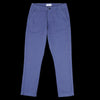Officine Generale - Garment Dyed Field Trouser in Ocean