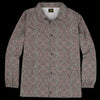 Needles - Taffeta Paisley Coach Jacket in Olive