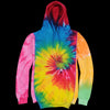 Needles - Tie Dye 3 Cuts Hoodie in Multi