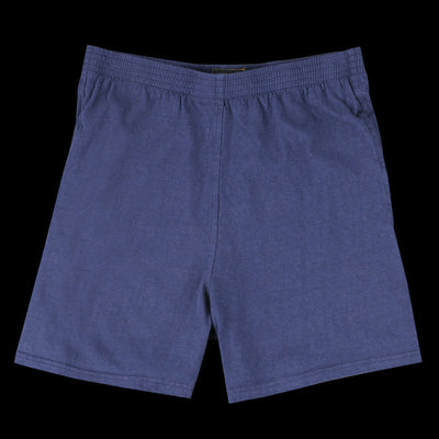 National Athletic Goods - 7oz Jersey Track Short in Navy