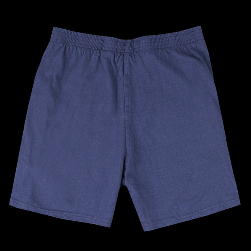 7oz Jersey Track Short in Navy