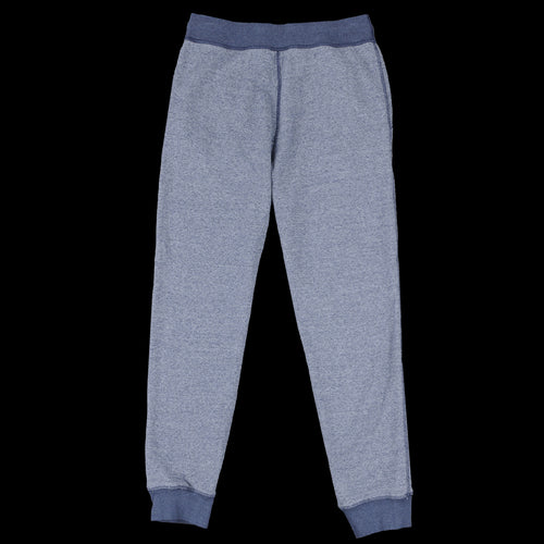 11oz Mock Twist Terry Gym Pant in Navy