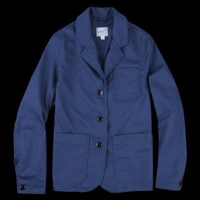 Golden Bear - Short Work Jacket in Sax Navy