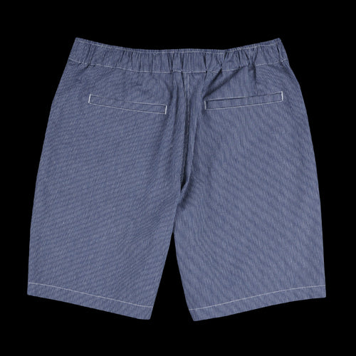 Spencer B Board Short in Indigo Fineline