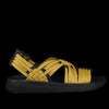 Malibu Sandals - Canyon Classic Nylon in Harvest Gold & Black