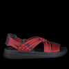 Malibu Sandals - Canyon Classic Nylon in Maroon & Black