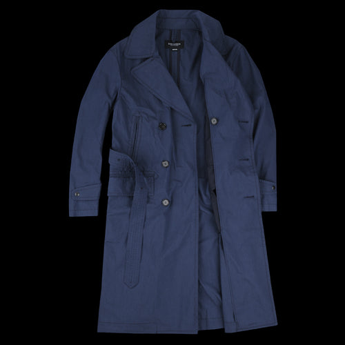 Patrol Coat in Paper Navy