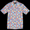Gitman Vintage - Camp Shirt in Polar Bears Multi